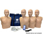 The PRESTAN Professional Adult Series 2000 CPR Training Manikins, Medium Skin