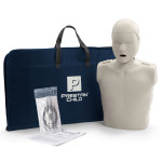 The Prestan™ Child CPR Mannequin w/o Monitor - Light Skin