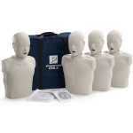 The Prestan™ Child CPR Mannequin w/o Monitor - 4 Pack - Light Skin