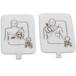 The Prestan Professional AED UltraTrainer Pads, 1 Set