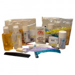 The MayDay Industries Emergency Gear The Clear Solution (11 Piece) Personal Hygiene Kit