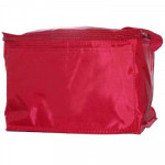 The MayDay Industries Emergency Gear Red Vinyl Cooler Bag