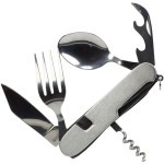 The MayDay Industries Emergency Gear Fork / Knife / Spoon Combo Utility Tool