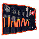 The MayDay Industries Emergency Gear 5 Piece Plier Set