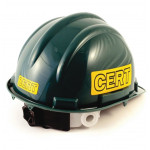 The C.E.R.T. Deluxe Hard Hat - 5 Point Suspension