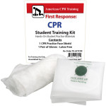The CPR Student Training Kit, 3 Piece
