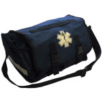 The Urgent First Aid™ Empty First Responder Bag (On Call Bag) - Blue