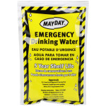 The MayDay Brand Pouch Water - 4.225 Ounce Each