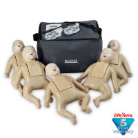 The CPR Prompt™ 5-Pack Infant Training Mannequin - Tan
