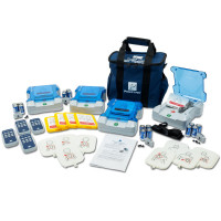 The Prestan Professional AED Trainer Kit, 4 Pack