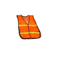 The MayDay Safety Vest with a Clear Insert