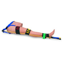 The Simulaids Traction Splint Trainer