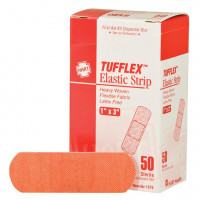 "The 1"" x 3"" Woven Adhesive Bandages, 50/BX"