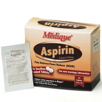 The Medique Aspirin 5 Grain, 24/box