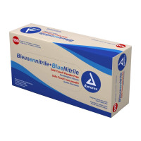 The First Aid Store™ Nitrile Gloves - Small - 100 Per Box