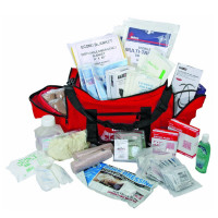The Urgent First Aid™ Major Trauma Kit - 234 Pieces - Soft Sided