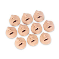The Simulaids Brad/Adam Mouth/Nose Piece - 10 Per Pack