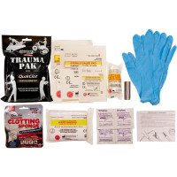 The Adventure Medical Kits Trauma Pak with QuikClot