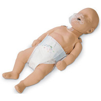 The Simulaids Sani-Baby CPR Mannequin