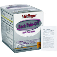 The Medique Back Pain-Off - 100 Per Box