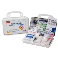 The First Aid Only® 10 Person Bulk First Aid Kit w/ Dividers