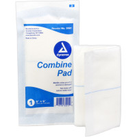 The First Aid Store™ ABD Combine Pad 5 in. x 9 in. Sterile - 1 each