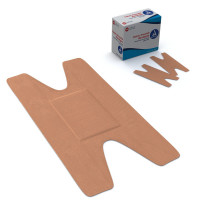The First Aid Store™ Knuckle Bandage, Fabric - 100 Per Box