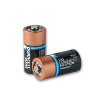 The Zoll® Brand Type 123 Duracell® Lithium Batteries, pack of 10
