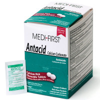 The Medi-First Antacid, 250/box