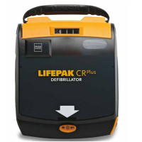 The Physio LIFEPAK CR Plus AED Kit Fully automatic AHA voice promp