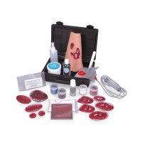 The Simulaids Basic Casualty Simulation Kit