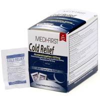 The Medi-First Cold Relief, 100/box