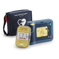 The Philips HeartStart FRx AED Trainer