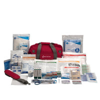 The First Responder All-Terrain (Fracking) First Aid Kit, Fabric Case