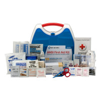 The First Aid Only 50 Person ReadyCare ANSI A+ First Aid Kit, Plastic Case
