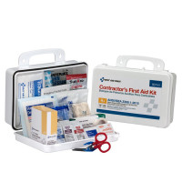 The First Aid Only 25 Person Contractor ANSI A+ First Aid Kit, Plastic Case