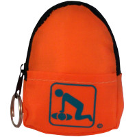 The American CPR Training™ CPR Orange Belt/KeyChain BackPack