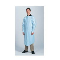 The Urgent First Aid™ Gown with Full Sleeves - Disposable - 1 Per Bag