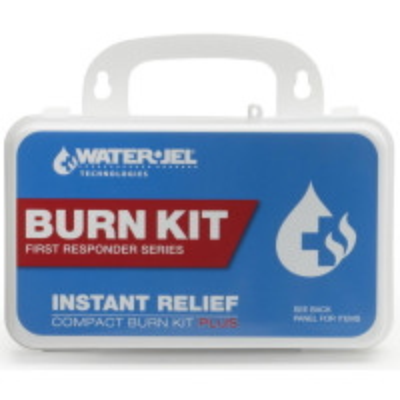 The Universal Burn First Aid Kit, Plastic