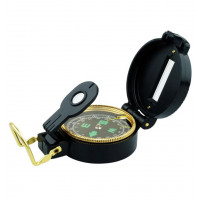 The Emergency Gear Lensatic Pocket Compass