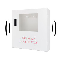 The Defibtech Wall Mount Case(Alarmed)