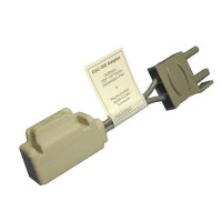 The Defibtech Medtronic Quik-Combo Pad Adapter