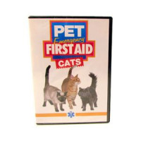 The First Aid Store™ First Aid DVD for Cats