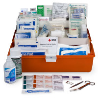 The First Aid Only® Response First Aid Kit - 269 Pieces