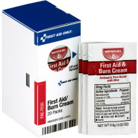 The First Aid Only® First Aid Burn Cream, 20 Each - SmartTab EzRefill