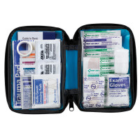 The First Aid Only® All Purpose First Aid Kit, Softsided, 81 Pieces - Small