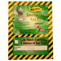 The MayDay Brand Emergency Cat Food