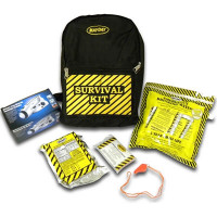 The MayDay Brand Economy Emergency Kit - 1 Person  - Backpack