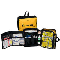 The MayDay Brand Smart Kit w/ First Aid 64 Piece