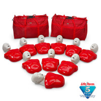 The Basic Buddy™ CPR Mannequin 10 Pack